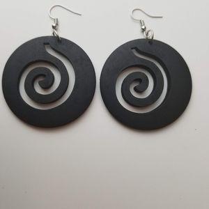Jewelry - Black Earrings